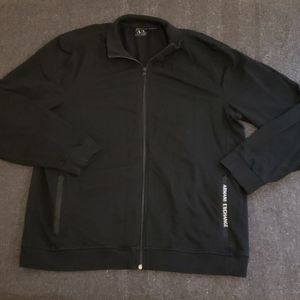 A/X Armani Exchange Full Zip Sweatshirt Jacket